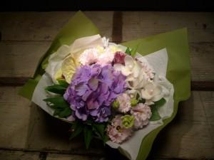 ぺこり お花